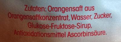 4-fach nektar - Ingredients - de
