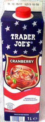 Cranberry - Product