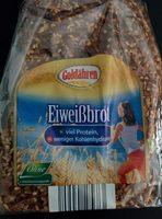 Eiweißbrot - Produit - de