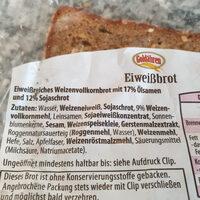 Eiweißbrot - Ingrédients - de