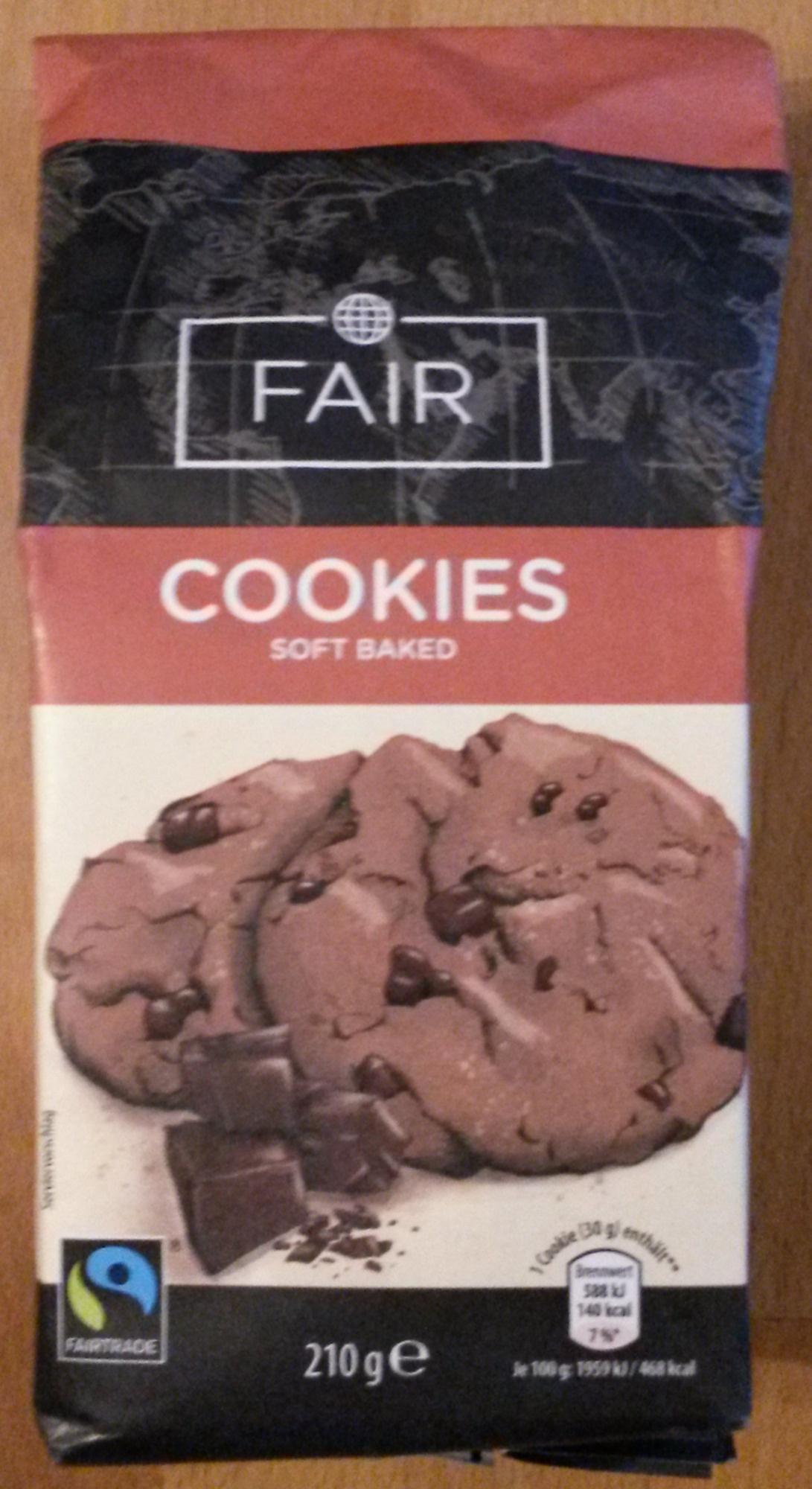 Cookies Soft Baked - Produkt