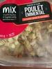 Mix poulet emmental - Produit