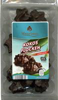 Kokos Flocken mit Zartbitterschokolade - Product