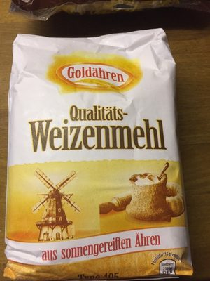 Weizenmehl Type 405 - Product