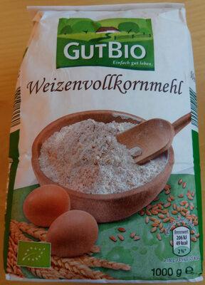 Weizenvollkornmehl - Product - de