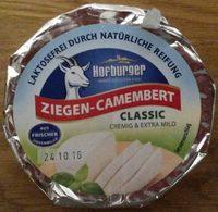 Ziegen-Camembert Classic Cremig & Extra Mild - Produkt