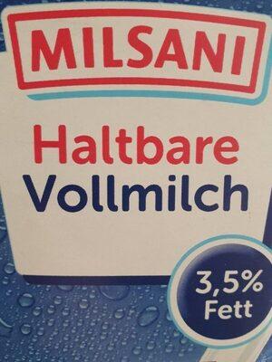 H Milch, 3, 5% - Produkt - de