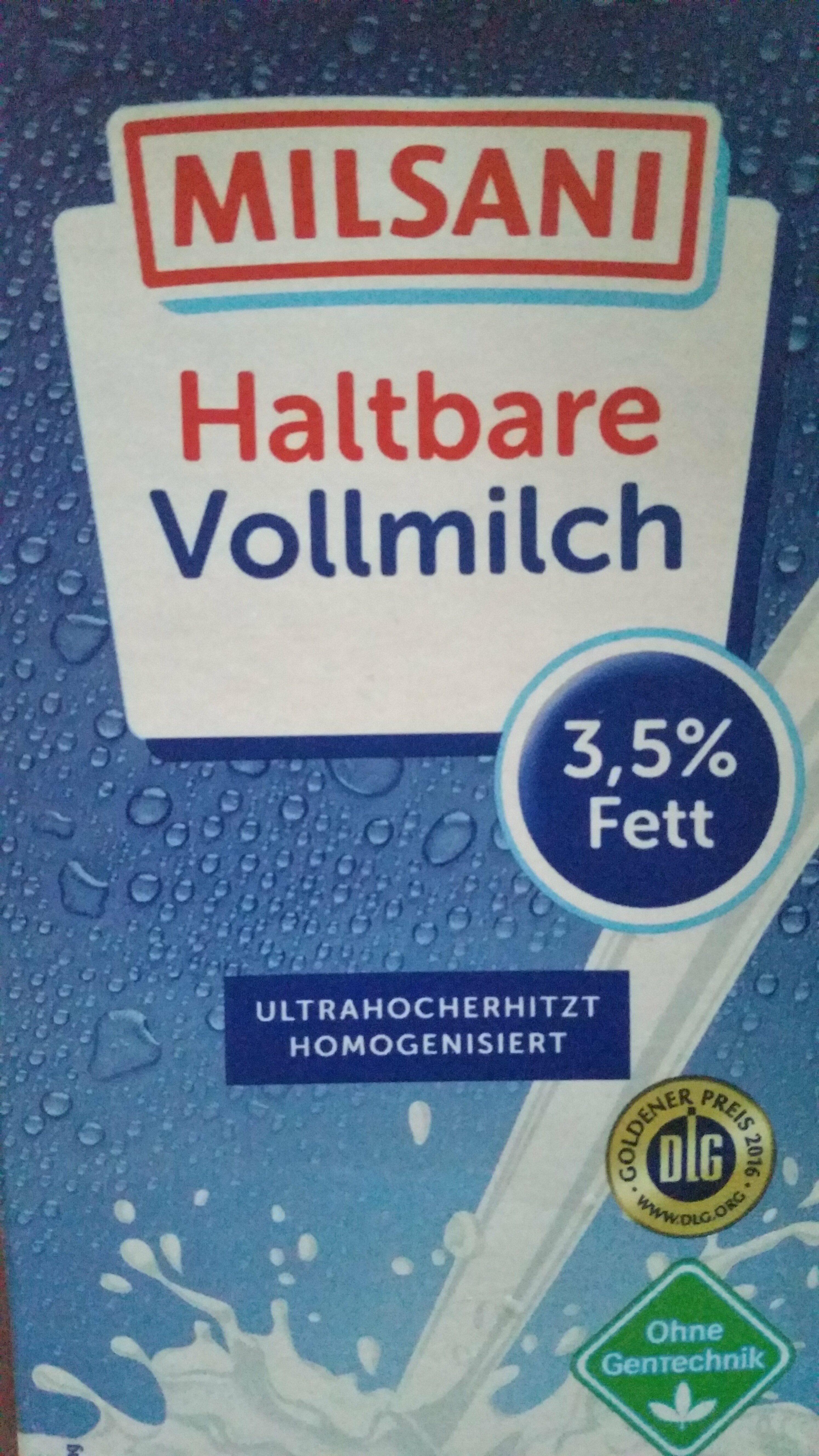 H Milch, 3, 5% - Zutaten - de