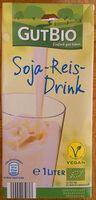 Soja-Reis-Drink - Produit - de