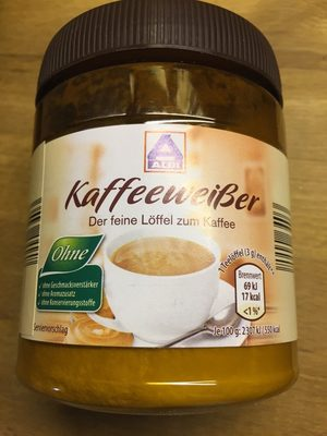 Kaffeeweißer - Product