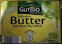 Gut Bio Butter, Sauerrahm - Product