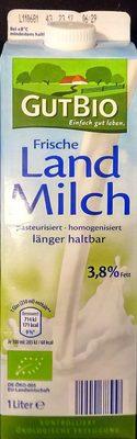 Frische Land Milch - Produit - de