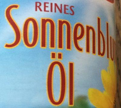 Reines Sonnenblumenöl - Inhaltsstoffe