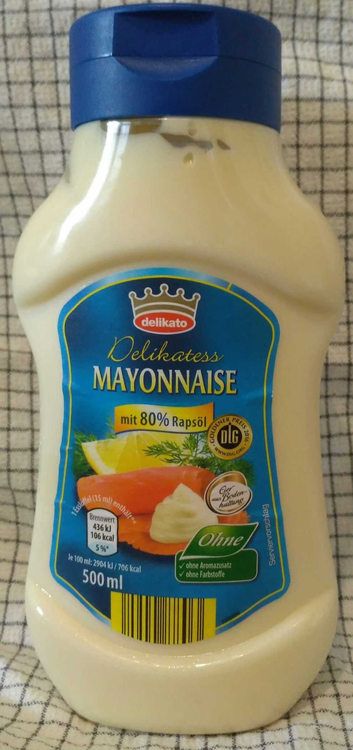 Mayonnaise - 产品