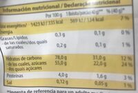 Halloween Mix Lidl - Nutrition facts - fr