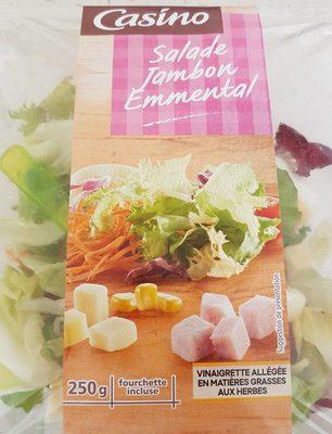 Salade jambon emmental - Product