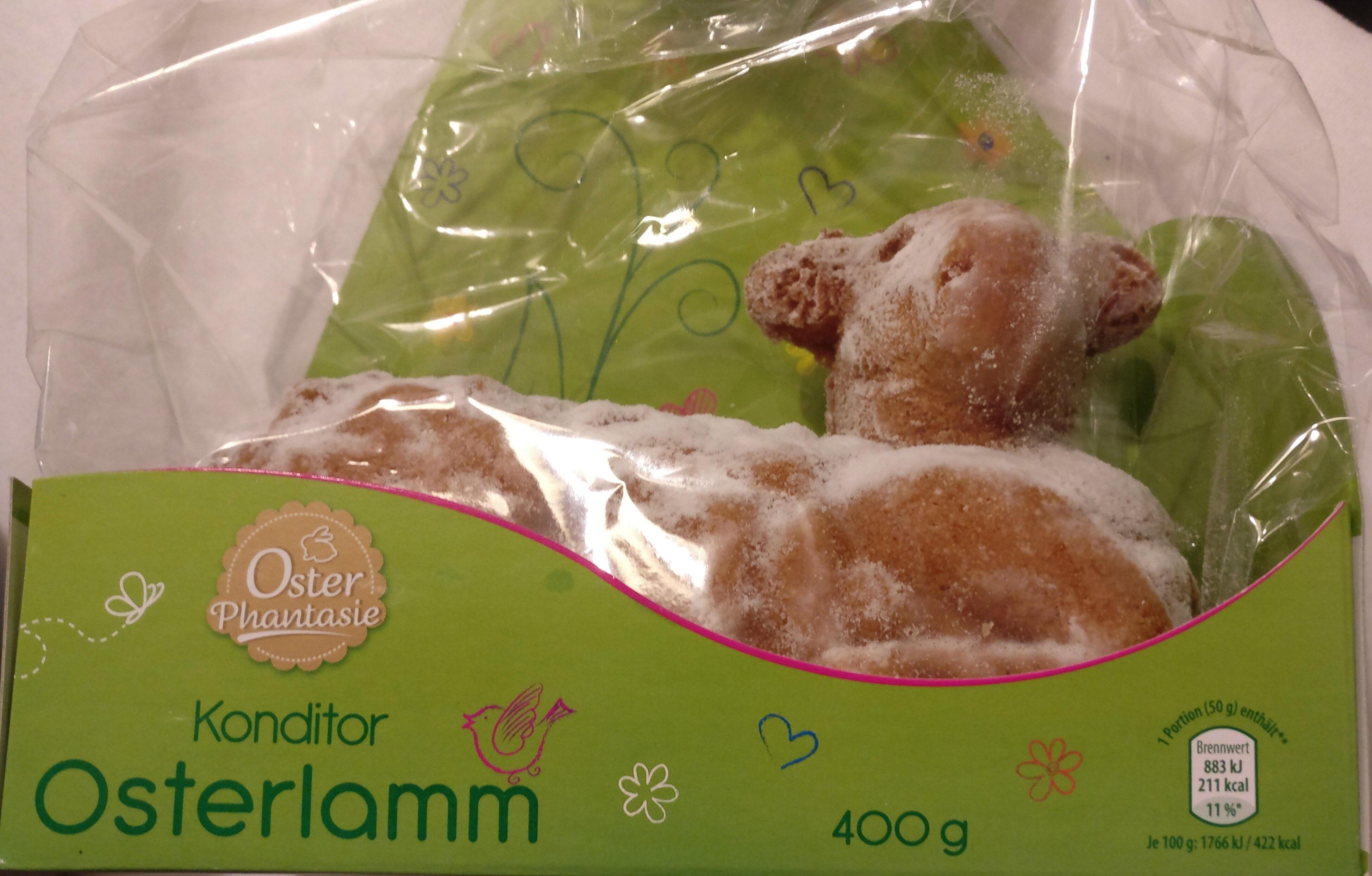 Konditor Osterlamm - Produkt - de