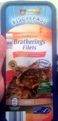 Fisch, Bratherings Filets - Produit - de