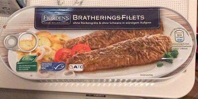 BratheringesFilets - Produit - de