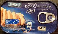 Dorschleber, Fisch - Product - de