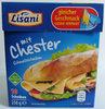 Schmelzscheiben mit Chester - Produkt