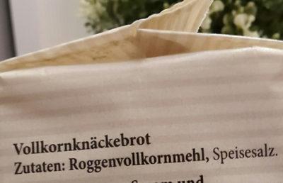 Vollkornknäcke Classic - Ingrediënten