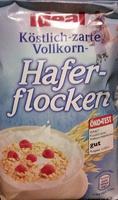Köstlich-zarte Vollkorn-Haferflocken - Product - de
