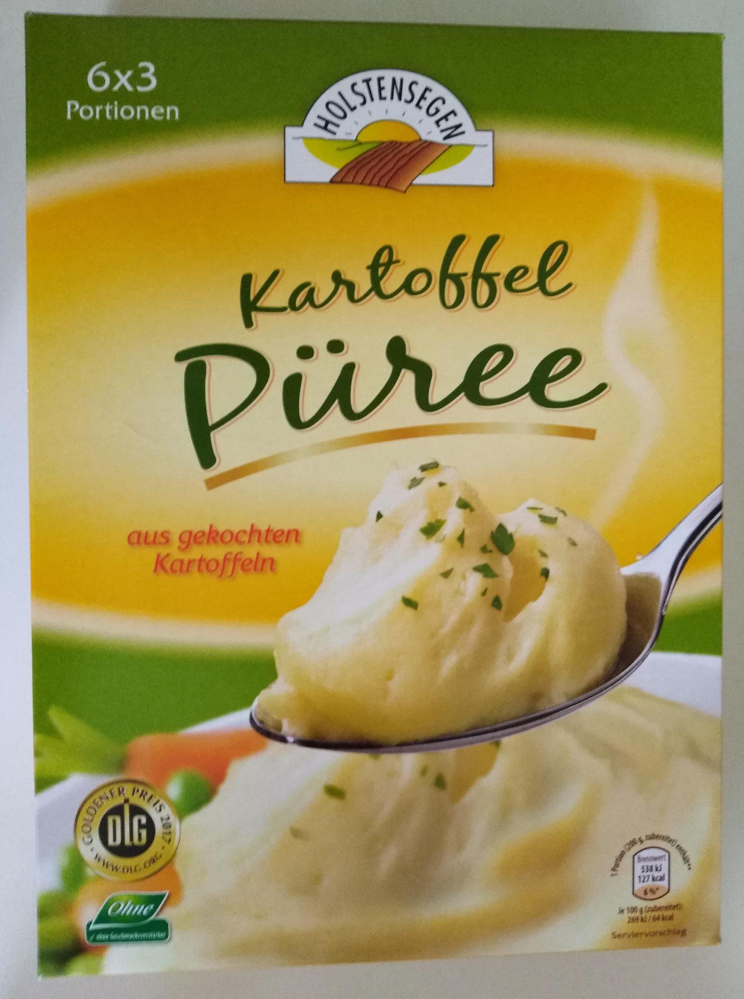 Kartoffel Püree - Produit - de