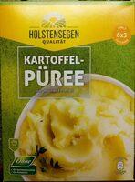 Kartoffelpüree 6 x 3 trockenprodukt, kartoffel - Produit - de