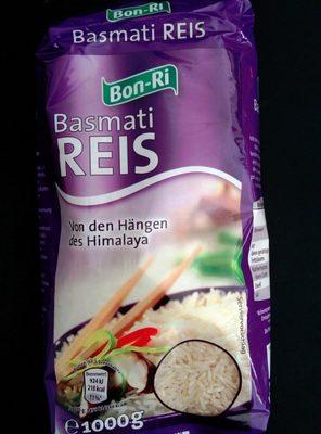 Basmati Reis - Product