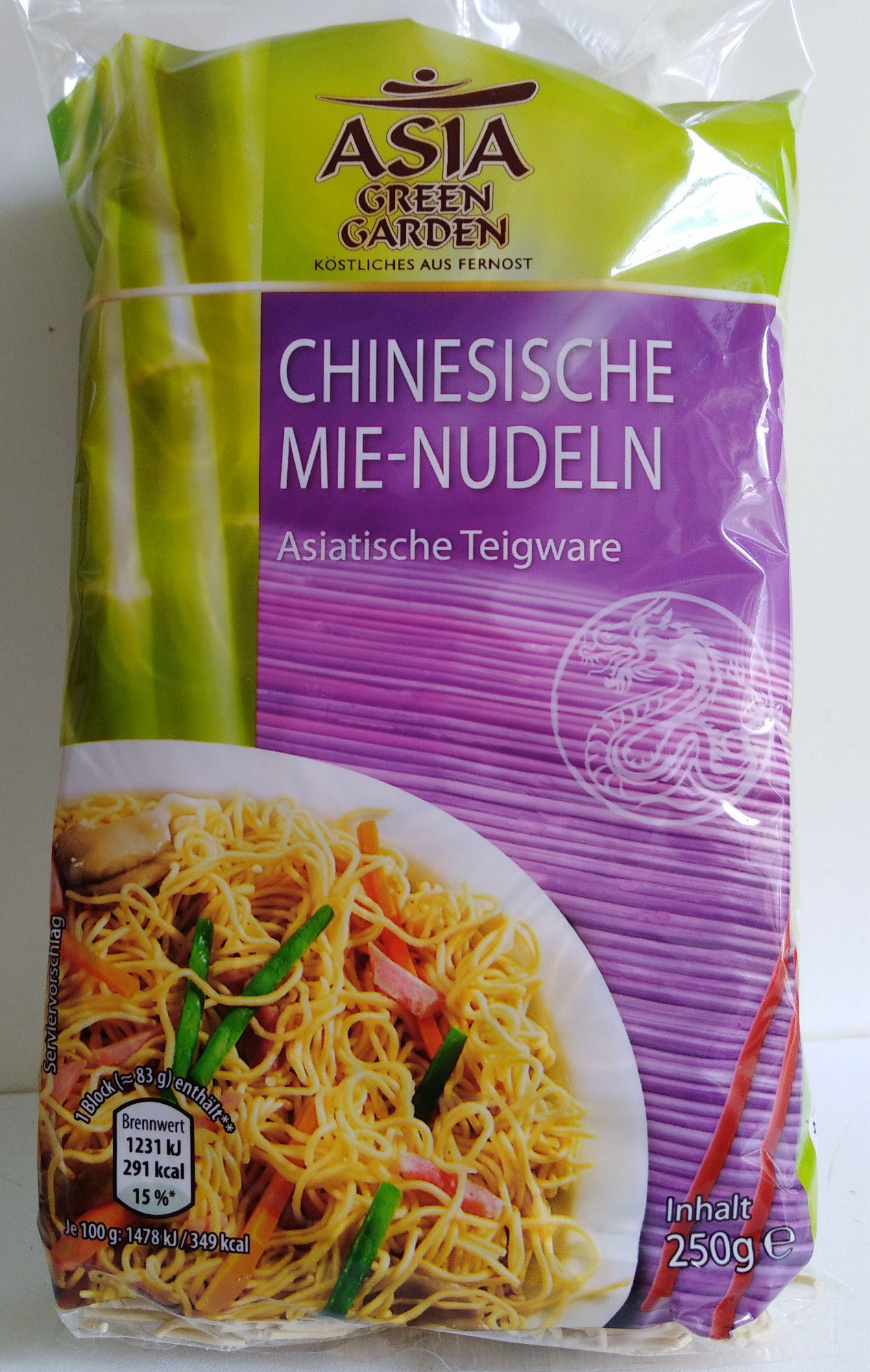 Fideos Orientales - Product