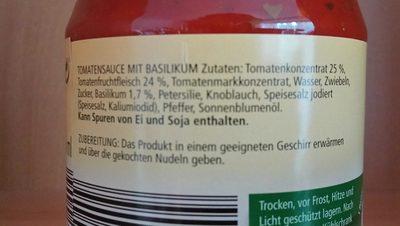 Basilico - Inhaltsstoffe