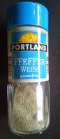 Pfeffer Weiss - Product