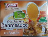 Rahmsauce - Produkt - de
