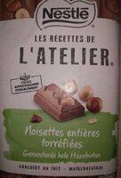 Chocolat Nestlé noisette entière torréfiées - Prodotto - fr