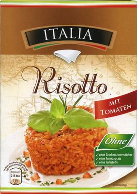 Risotto mit Tomaten - Produkt