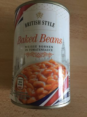 Baked Beans - Product