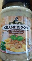 Sahnesauce mit Chapignons - Product - de