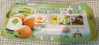 Eier (Freilandhaltung) - Produkt - de