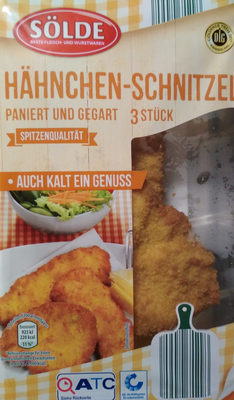 Hähnchen-Schnitzel - Product
