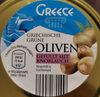 Griechische Grüne Oliven mit Knoblauch - Product