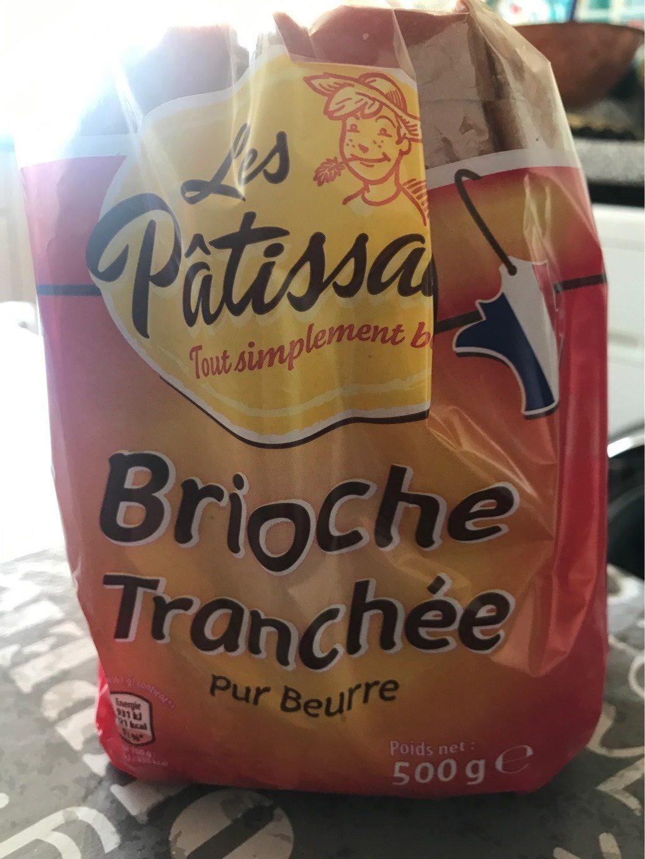 Brioche Tranchée pur Beurre - Product - fr