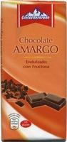 Tableta de chocolate negro con fructosa 55% cacao - Producte