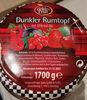 Dunkler Rumtopf - Produkt