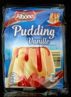 Pudding Vanille - Produkt