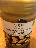 100% Pernaut butter crunchy - Prodotto - fr
