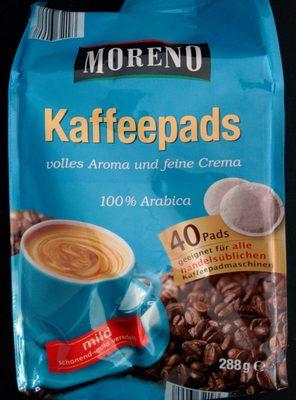 Kaffeepads - Product