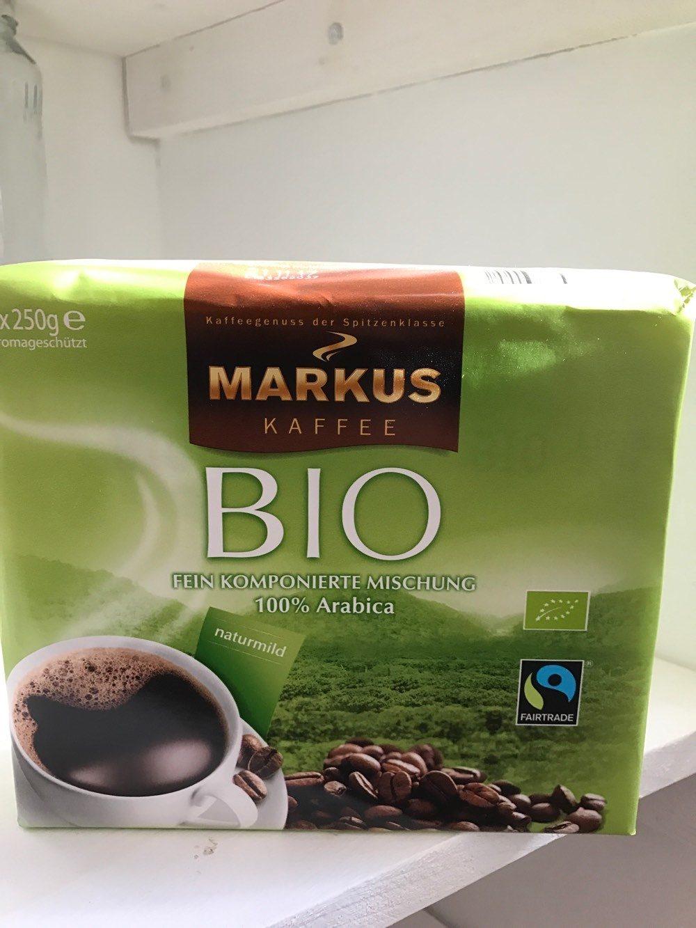 Hochland Bio 100% Arabica - Produit - fr