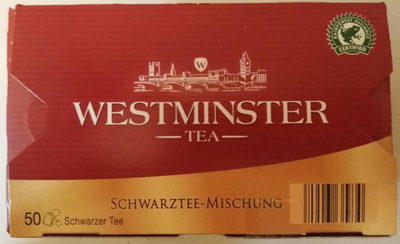 Schwarztee-Mischung - Produit