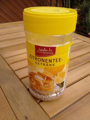 Zitronenteegetränk - Produkt